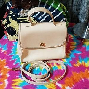 Coach leather vintage purse